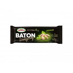 Baton daktylowy z pistacją,...