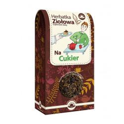 Herbatka ziołowa na cukier,...