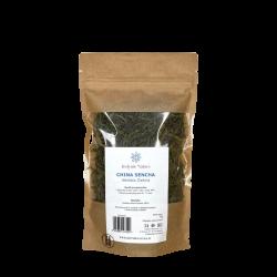 China Sencha herbata...